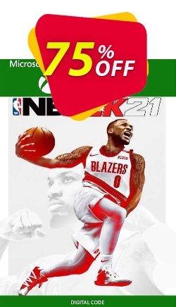 NBA 2K21 Xbox One - EU  Coupon discount NBA 2K21 Xbox One (EU) Deal 2021 CDkeys - NBA 2K21 Xbox One (EU) Exclusive Sale offer for iVoicesoft