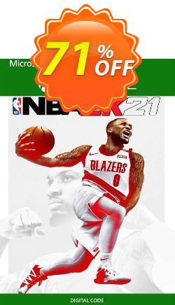 NBA 2K21 Xbox One - US  Coupon discount NBA 2K21 Xbox One (US) Deal 2021 CDkeys - NBA 2K21 Xbox One (US) Exclusive Sale offer for iVoicesoft