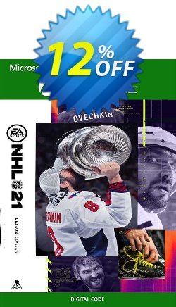 NHL 21 Deluxe Edition Xbox One - EU  Coupon discount NHL 21 Deluxe Edition Xbox One (EU) Deal 2021 CDkeys - NHL 21 Deluxe Edition Xbox One (EU) Exclusive Sale offer for iVoicesoft