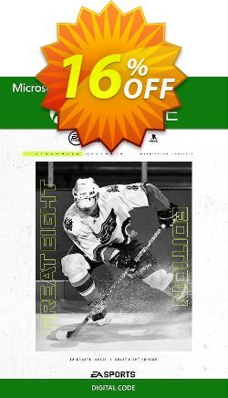NHL 21 Great Eight Edition Xbox One - US  Coupon discount NHL 21 Great Eight Edition Xbox One (US) Deal 2021 CDkeys - NHL 21 Great Eight Edition Xbox One (US) Exclusive Sale offer for iVoicesoft