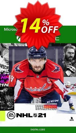 NHL 21 Standard Edition Xbox One - EU  Coupon discount NHL 21 Standard Edition Xbox One (EU) Deal 2021 CDkeys - NHL 21 Standard Edition Xbox One (EU) Exclusive Sale offer for iVoicesoft