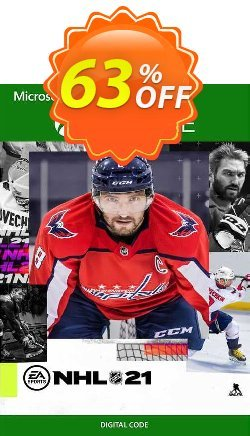NHL 21 Standard Edition Xbox One - UK  Coupon discount NHL 21 Standard Edition Xbox One (UK) Deal 2021 CDkeys - NHL 21 Standard Edition Xbox One (UK) Exclusive Sale offer for iVoicesoft