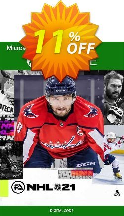 NHL 21 Standard Edition Xbox One - US  Coupon discount NHL 21 Standard Edition Xbox One (US) Deal 2021 CDkeys - NHL 21 Standard Edition Xbox One (US) Exclusive Sale offer for iVoicesoft