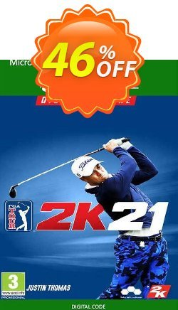 PGA Tour 2K21 Deluxe Edition Xbox One - UK  Coupon discount PGA Tour 2K21 Deluxe Edition Xbox One (UK) Deal 2021 CDkeys. Promotion: PGA Tour 2K21 Deluxe Edition Xbox One (UK) Exclusive Sale offer for iVoicesoft