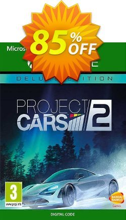 Project Cars 2 - Deluxe Edition Xbox One - UK  Coupon discount Project Cars 2 - Deluxe Edition Xbox One (UK) Deal 2021 CDkeys - Project Cars 2 - Deluxe Edition Xbox One (UK) Exclusive Sale offer for iVoicesoft