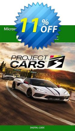 Project Cars 3 Xbox One - EU  Coupon discount Project Cars 3 Xbox One (EU) Deal 2021 CDkeys - Project Cars 3 Xbox One (EU) Exclusive Sale offer for iVoicesoft