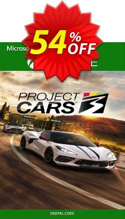 Project Cars 3 Xbox One - UK  Coupon discount Project Cars 3 Xbox One (UK) Deal 2021 CDkeys - Project Cars 3 Xbox One (UK) Exclusive Sale offer for iVoicesoft