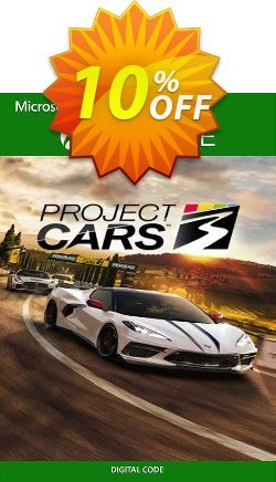 Project Cars 3 Xbox One - US  Coupon discount Project Cars 3 Xbox One (US) Deal 2021 CDkeys - Project Cars 3 Xbox One (US) Exclusive Sale offer for iVoicesoft