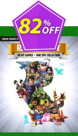 Rare Replay Xbox One - EU  Coupon discount Rare Replay Xbox One (EU) Deal 2021 CDkeys - Rare Replay Xbox One (EU) Exclusive Sale offer for iVoicesoft