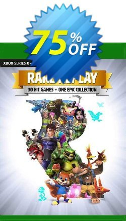 Rare Replay Xbox One - UK  Coupon discount Rare Replay Xbox One (UK) Deal 2021 CDkeys - Rare Replay Xbox One (UK) Exclusive Sale offer for iVoicesoft