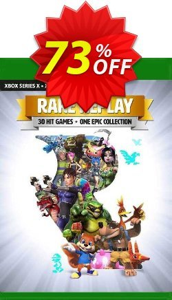Rare Replay Xbox One - US  Coupon discount Rare Replay Xbox One (US) Deal 2021 CDkeys. Promotion: Rare Replay Xbox One (US) Exclusive Sale offer for iVoicesoft