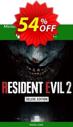 RESIDENT EVIL 2 Deluxe Edition Xbox One - UK  Coupon discount RESIDENT EVIL 2 Deluxe Edition Xbox One (UK) Deal 2021 CDkeys - RESIDENT EVIL 2 Deluxe Edition Xbox One (UK) Exclusive Sale offer for iVoicesoft