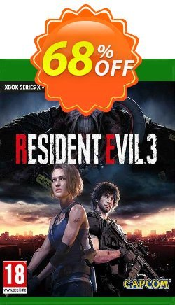 Resident Evil 3 Xbox One - US  Coupon discount Resident Evil 3 Xbox One (US) Deal 2021 CDkeys - Resident Evil 3 Xbox One (US) Exclusive Sale offer for iVoicesoft