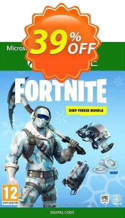 Fortnite Deep Freeze Bundle Xbox One Coupon discount Fortnite Deep Freeze Bundle Xbox One Deal 2021 CDkeys - Fortnite Deep Freeze Bundle Xbox One Exclusive Sale offer for iVoicesoft