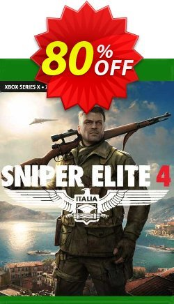 Sniper Elite 4 Xbox One - UK  Coupon discount Sniper Elite 4 Xbox One (UK) Deal 2021 CDkeys - Sniper Elite 4 Xbox One (UK) Exclusive Sale offer for iVoicesoft