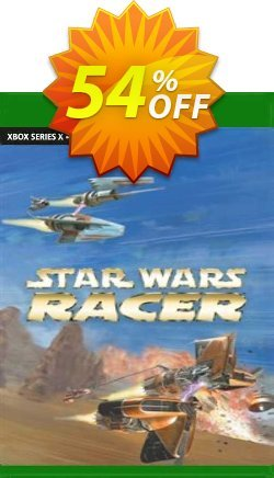 Star Wars Episode I Racer Xbox One - UK  Coupon discount Star Wars Episode I Racer Xbox One (UK) Deal 2021 CDkeys - Star Wars Episode I Racer Xbox One (UK) Exclusive Sale offer for iVoicesoft