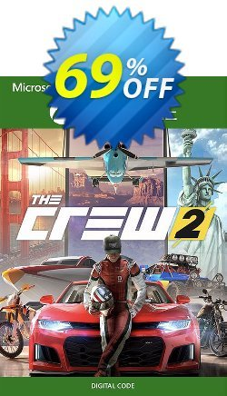 The Crew 2 Xbox One - US  Coupon discount The Crew 2 Xbox One (US) Deal 2021 CDkeys - The Crew 2 Xbox One (US) Exclusive Sale offer for iVoicesoft