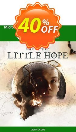 The Dark Pictures Anthology: Little Hope Xbox One - UK  Coupon discount The Dark Pictures Anthology: Little Hope Xbox One (UK) Deal 2021 CDkeys - The Dark Pictures Anthology: Little Hope Xbox One (UK) Exclusive Sale offer for iVoicesoft