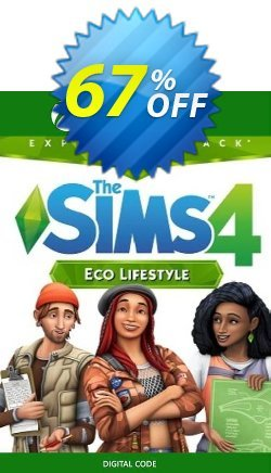 The Sims 4 Eco Lifestyle Xbox One - US  Coupon discount The Sims 4 Eco Lifestyle Xbox One (US) Deal 2021 CDkeys - The Sims 4 Eco Lifestyle Xbox One (US) Exclusive Sale offer for iVoicesoft