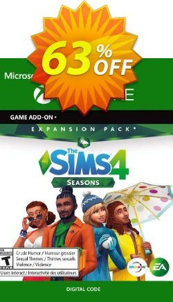 The Sims 4 - Seasons Xbox One - UK  Coupon discount The Sims 4 - Seasons Xbox One (UK) Deal 2021 CDkeys - The Sims 4 - Seasons Xbox One (UK) Exclusive Sale offer for iVoicesoft