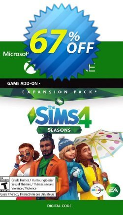 The Sims 4 Seasons Xbox One - US  Coupon discount The Sims 4 Seasons Xbox One (US) Deal 2021 CDkeys - The Sims 4 Seasons Xbox One (US) Exclusive Sale offer for iVoicesoft