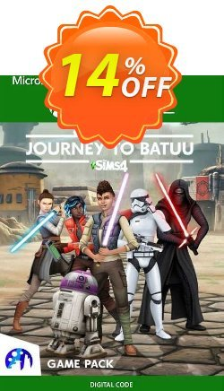 The Sims 4 Star Wars - Journey to Batuu Game Pack Xbox One - US  Coupon discount The Sims 4 Star Wars - Journey to Batuu Game Pack Xbox One (US) Deal 2021 CDkeys - The Sims 4 Star Wars - Journey to Batuu Game Pack Xbox One (US) Exclusive Sale offer for iVoicesoft