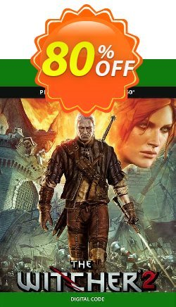 The Witcher 2 Xbox One/360 - UK  Coupon discount The Witcher 2 Xbox One/360 (UK) Deal 2021 CDkeys - The Witcher 2 Xbox One/360 (UK) Exclusive Sale offer for iVoicesoft
