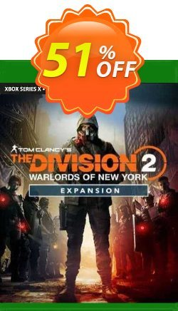 Tom Clancy's The Division 2: Warlords of New York Expansion Xbox One Coupon discount Tom Clancy's The Division 2: Warlords of New York Expansion Xbox One Deal 2021 CDkeys - Tom Clancy's The Division 2: Warlords of New York Expansion Xbox One Exclusive Sale offer for iVoicesoft