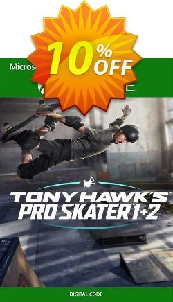 Tony Hawk's Pro Skater 1 + 2 Xbox One - EU  Coupon discount Tony Hawk's Pro Skater 1 + 2 Xbox One (EU) Deal 2021 CDkeys - Tony Hawk's Pro Skater 1 + 2 Xbox One (EU) Exclusive Sale offer for iVoicesoft