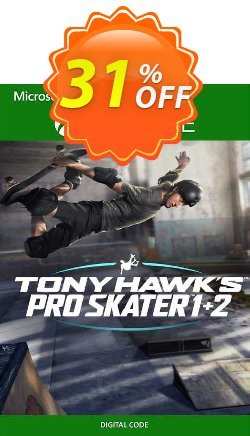 Tony Hawk's Pro Skater 1 + 2 Xbox One - UK  Coupon discount Tony Hawk's Pro Skater 1 + 2 Xbox One (UK) Deal 2021 CDkeys - Tony Hawk's Pro Skater 1 + 2 Xbox One (UK) Exclusive Sale offer for iVoicesoft