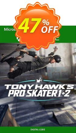 Tony Hawk's Pro Skater 1 + 2 Xbox One - US  Coupon discount Tony Hawk's Pro Skater 1 + 2 Xbox One (US) Deal 2021 CDkeys - Tony Hawk's Pro Skater 1 + 2 Xbox One (US) Exclusive Sale offer for iVoicesoft