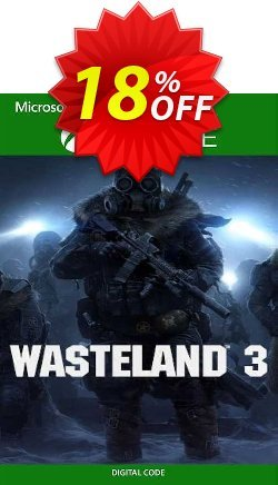 Wasteland 3 Xbox One - EU  Coupon discount Wasteland 3 Xbox One (EU) Deal 2021 CDkeys - Wasteland 3 Xbox One (EU) Exclusive Sale offer for iVoicesoft