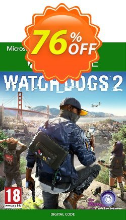 Watch Dogs 2 Xbox One - UK  Coupon discount Watch Dogs 2 Xbox One (UK) Deal 2021 CDkeys - Watch Dogs 2 Xbox One (UK) Exclusive Sale offer for iVoicesoft