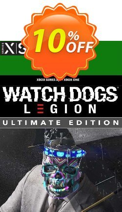 Watch Dogs: Legion - Ultimate Edition Xbox One/Xbox Series X|S - EU  Coupon discount Watch Dogs: Legion - Ultimate Edition Xbox One/Xbox Series X|S (EU) Deal 2021 CDkeys - Watch Dogs: Legion - Ultimate Edition Xbox One/Xbox Series X|S (EU) Exclusive Sale offer for iVoicesoft