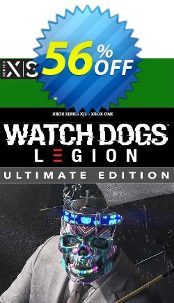 Watch Dogs: Legion - Ultimate Edition Xbox One/Xbox Series X|S - UK  Coupon discount Watch Dogs: Legion - Ultimate Edition Xbox One/Xbox Series X|S (UK) Deal 2021 CDkeys - Watch Dogs: Legion - Ultimate Edition Xbox One/Xbox Series X|S (UK) Exclusive Sale offer for iVoicesoft