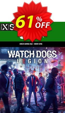 Watch Dogs: Legion Xbox One/Xbox Series X|S - EU  Coupon discount Watch Dogs: Legion Xbox One/Xbox Series X|S (EU) Deal 2021 CDkeys - Watch Dogs: Legion Xbox One/Xbox Series X|S (EU) Exclusive Sale offer for iVoicesoft