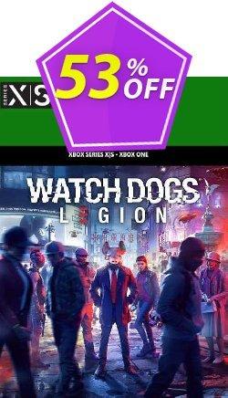 Watch Dogs: Legion Xbox One/Xbox Series X|S - UK  Coupon discount Watch Dogs: Legion Xbox One/Xbox Series X|S (UK) Deal 2021 CDkeys - Watch Dogs: Legion Xbox One/Xbox Series X|S (UK) Exclusive Sale offer for iVoicesoft