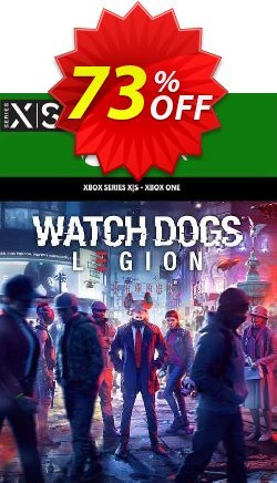 Watch Dogs: Legion Xbox One/Xbox Series X|S - US  Coupon discount Watch Dogs: Legion Xbox One/Xbox Series X|S (US) Deal 2021 CDkeys - Watch Dogs: Legion Xbox One/Xbox Series X|S (US) Exclusive Sale offer for iVoicesoft