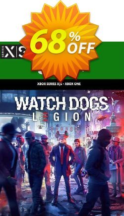 Watch Dogs: Legion Xbox One/Xbox Series X|S - WW  Coupon discount Watch Dogs: Legion Xbox One/Xbox Series X|S (WW) Deal 2021 CDkeys - Watch Dogs: Legion Xbox One/Xbox Series X|S (WW) Exclusive Sale offer for iVoicesoft