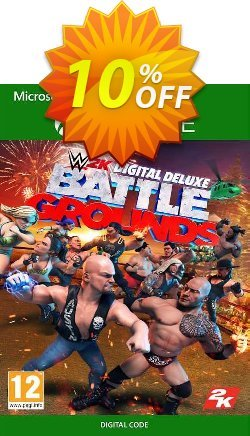 WWE 2K Battlegrounds Digital Deluxe Edition Xbox One - EU  Coupon discount WWE 2K Battlegrounds Digital Deluxe Edition Xbox One (EU) Deal 2021 CDkeys - WWE 2K Battlegrounds Digital Deluxe Edition Xbox One (EU) Exclusive Sale offer for iVoicesoft