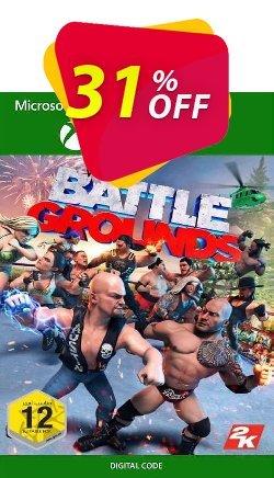 WWE 2K Battlegrounds Xbox One - UK  Coupon discount WWE 2K Battlegrounds Xbox One (UK) Deal 2021 CDkeys - WWE 2K Battlegrounds Xbox One (UK) Exclusive Sale offer for iVoicesoft