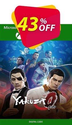 Yakuza 0 Xbox One - UK  Coupon discount Yakuza 0 Xbox One (UK) Deal 2021 CDkeys - Yakuza 0 Xbox One (UK) Exclusive Sale offer for iVoicesoft