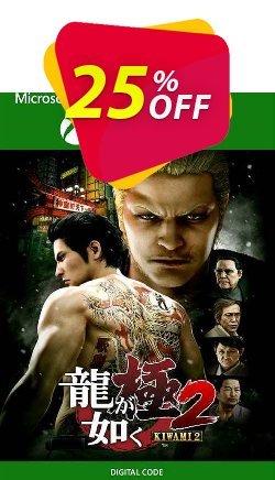 Yakuza Kiwami 2 Xbox One - UK  Coupon discount Yakuza Kiwami 2 Xbox One (UK) Deal 2021 CDkeys - Yakuza Kiwami 2 Xbox One (UK) Exclusive Sale offer for iVoicesoft