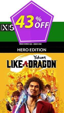Yakuza: Like a Dragon Hero Edition  Xbox One/Xbox Series X|S - UK  Coupon discount Yakuza: Like a Dragon Hero Edition  Xbox One/Xbox Series X|S (UK) Deal 2021 CDkeys - Yakuza: Like a Dragon Hero Edition  Xbox One/Xbox Series X|S (UK) Exclusive Sale offer for iVoicesoft