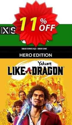 Yakuza: Like a Dragon Hero Edition  Xbox One/Xbox Series X|S - US  Coupon discount Yakuza: Like a Dragon Hero Edition  Xbox One/Xbox Series X|S (US) Deal 2021 CDkeys - Yakuza: Like a Dragon Hero Edition  Xbox One/Xbox Series X|S (US) Exclusive Sale offer for iVoicesoft