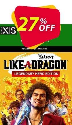 Yakuza: Like a Dragon Legendary Hero Edition  Xbox One/Xbox Series X|S - EU  Coupon discount Yakuza: Like a Dragon Legendary Hero Edition  Xbox One/Xbox Series X|S (EU) Deal 2021 CDkeys. Promotion: Yakuza: Like a Dragon Legendary Hero Edition  Xbox One/Xbox Series X|S (EU) Exclusive Sale offer for iVoicesoft