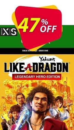 Yakuza: Like a Dragon Legendary Hero Edition  Xbox One/Xbox Series X|S - UK  Coupon discount Yakuza: Like a Dragon Legendary Hero Edition  Xbox One/Xbox Series X|S (UK) Deal 2021 CDkeys - Yakuza: Like a Dragon Legendary Hero Edition  Xbox One/Xbox Series X|S (UK) Exclusive Sale offer for iVoicesoft