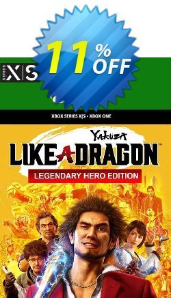 Yakuza: Like a Dragon Legendary Hero Edition  Xbox One/Xbox Series X|S - US  Coupon discount Yakuza: Like a Dragon Legendary Hero Edition  Xbox One/Xbox Series X|S (US) Deal 2021 CDkeys - Yakuza: Like a Dragon Legendary Hero Edition  Xbox One/Xbox Series X|S (US) Exclusive Sale offer for iVoicesoft
