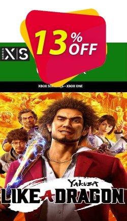 Yakuza: Like a Dragon Xbox One/Xbox Series X|S - US  Coupon discount Yakuza: Like a Dragon Xbox One/Xbox Series X|S (US) Deal 2021 CDkeys - Yakuza: Like a Dragon Xbox One/Xbox Series X|S (US) Exclusive Sale offer for iVoicesoft