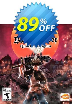 Black Clover: Quartet Knights PC Coupon discount Black Clover: Quartet Knights PC Deal - Black Clover: Quartet Knights PC Exclusive offer for iVoicesoft